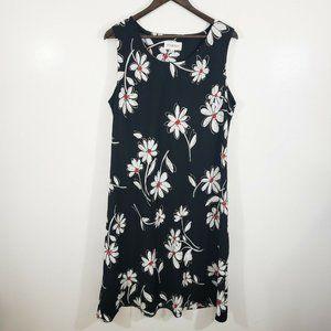Studio I Floral Midi Dress